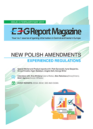 EEGReport Magazine – Issue 5 – February/May 2017 – New Polish Amendments, Experienced Regulations