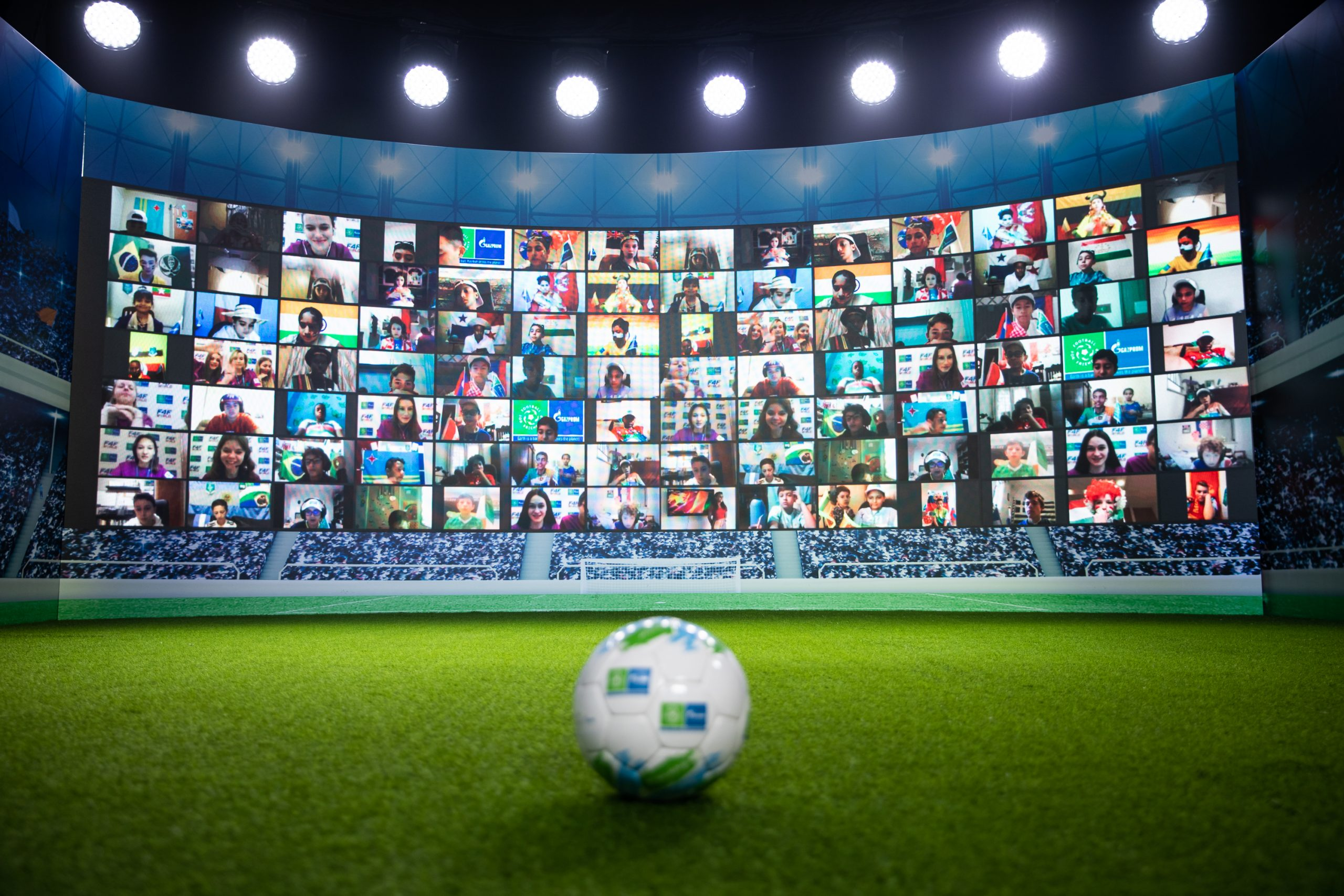 Gazprom Football for Friendship 2021: Young Participants ...